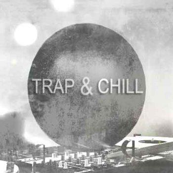 trap-and-chill-album-bruno-epron-mahmoudi-cover